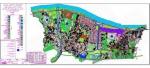 نقشه طرح جامع شهرستان رامسر (طرح تفضیلی رامسر)